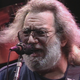 "Jerry Garcia of The Grateful Dead pictured at Giants Stadium in East Rutherford on June 17, 1991. The concert is featured in the 2019 ""Grateful Dead Meet-Up at the Movies."""