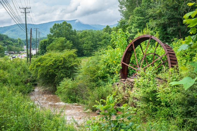 The Old Mill site in Jackson County is poised to become home to a bourbon distillery.