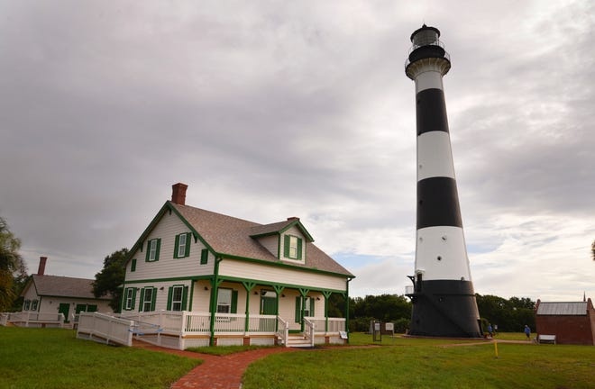 The Cape Canaveral Lighthouse Foundation has a authentic replica of the lighthouse keeper's cottage, built to present-day code, near the base of the lighthouse. An extended shutdown of the complex to visitors because of the coronavirus pandemic significantly reduced the attraction's revenue during 2020.