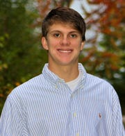 Jake Stalcup, Burr and Burton football  All-State 2012.