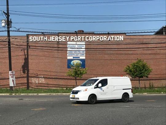 South Jersey Port Corporation in Camden