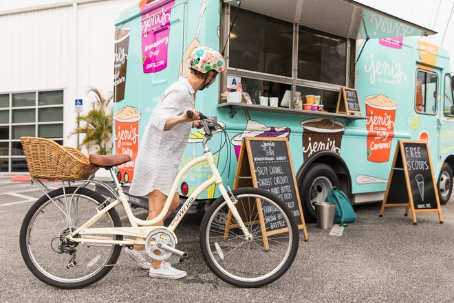 Jeni's Splendid Ice Creams will be rolling through the Cincinnati area in style serving free scoops of delicious flavors from July 27-31.
