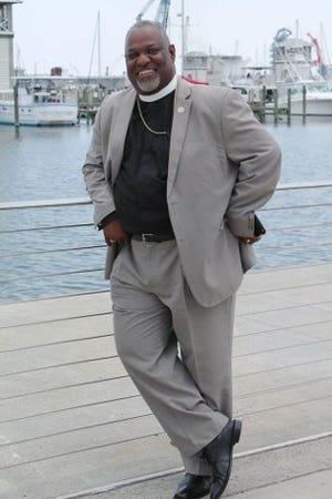 Bishop Anthony Alfred