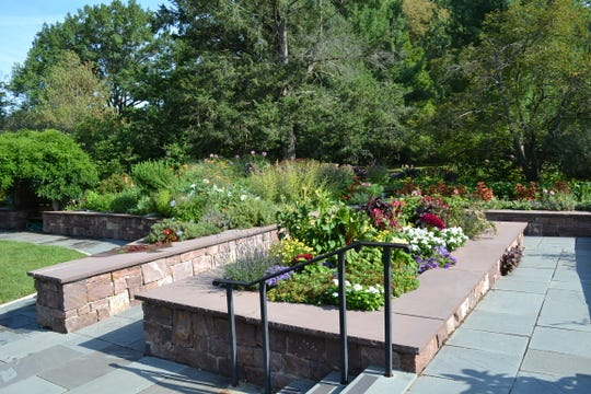 """Sense & Scents-Ability"" is scheduled for Saturday, August 3, from 11 a.m. to 2 p.m. at the Colonial Park Fragrance and Sensory Garden in the Somerset section of Franklin Township."