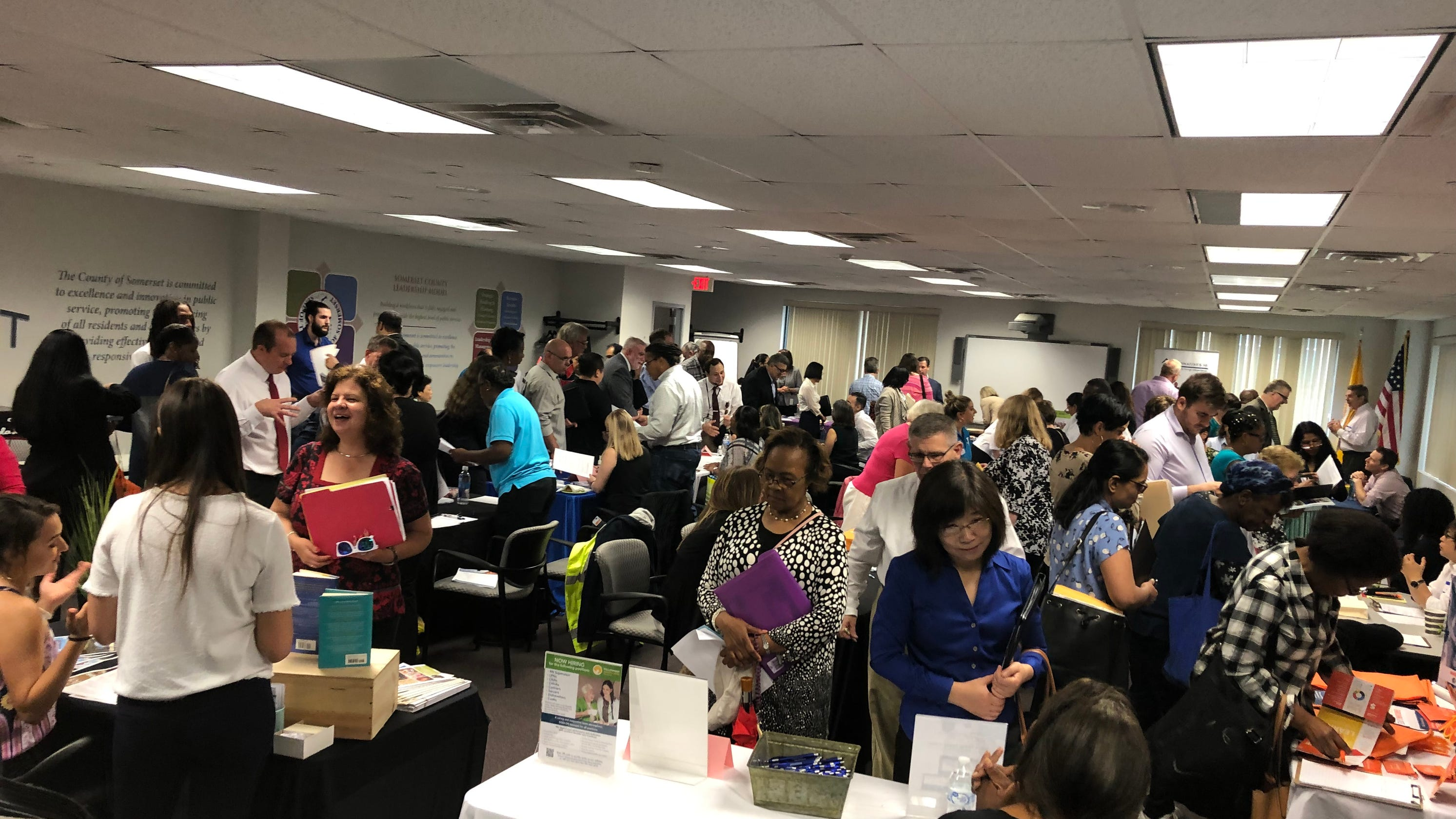Businesses invited to take part in Hunterdon County 2019 Job Fair