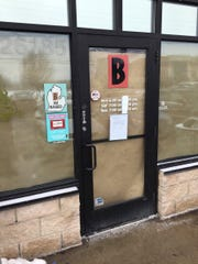 This Biggby location on Evergreen in Southfield closed its doors in 2015.