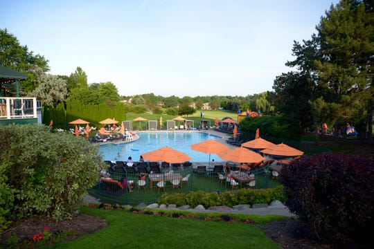 The Wabeek Country Club in Bloomfield Township, under new ownership, has undergone massive renovations in recent months.