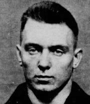 Anthony Chebatoris was hanged in Michigan in 1938.