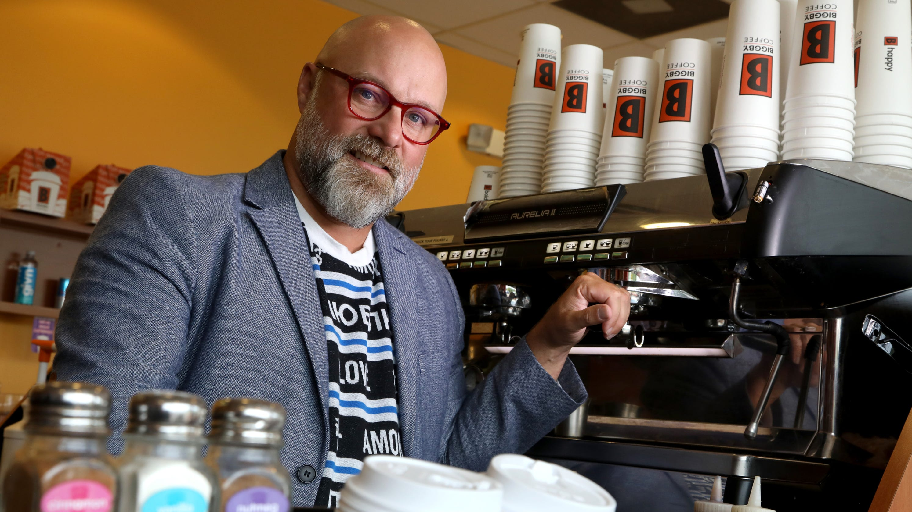 Biggby Coffee Co-CEO Drinks 14 Espressos A Day