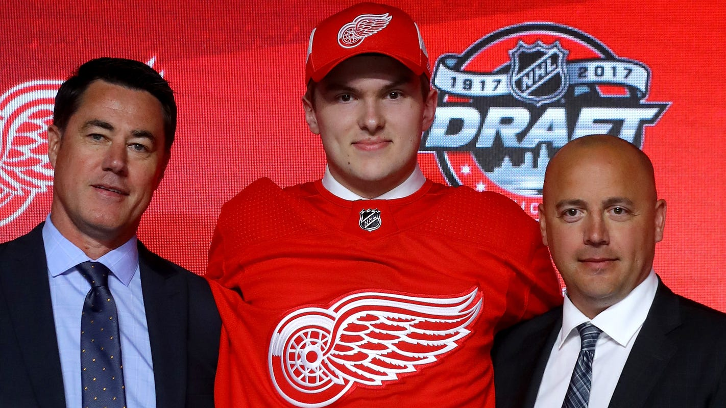 Ex-Red Wings scout Finley lands with Jets