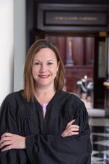 Justice Megan Cavanagh