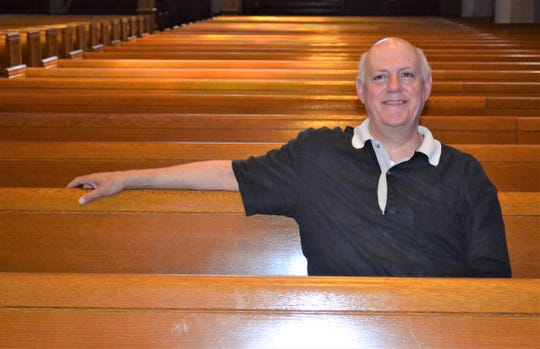 Thomas Curry is the new Director of Music at Grace Lutheran Church.