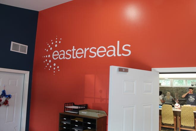Easterseals held a grand opening event for its new Croghan Street facility Thursday in Fremont. The organization helps people through all stages of life with developmental disabilities, dementia and physical issues.