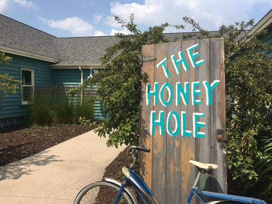 The Honey Hole is the latest store to locate on Sheboygan's riverfront. It's at 534 S. Pier Drive.