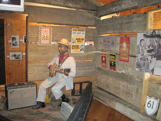 Muddy Waters'  cabin