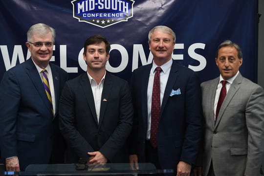Bethel University, Martin Methodist College, and Freed-Hardeman University, and will join the Cumberland University in the NAIA's Mid-South Conference.
