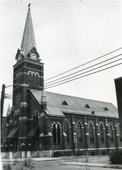 Immaculate Conception Church was Knoxville's first Catholic Church.