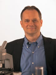 Knoxville physician Josh Gapp announced his bid for U.S. Senate Thursday.