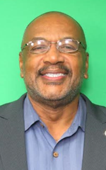 Hubert Smith is running for the Knoxville City Council at Large Seat C.