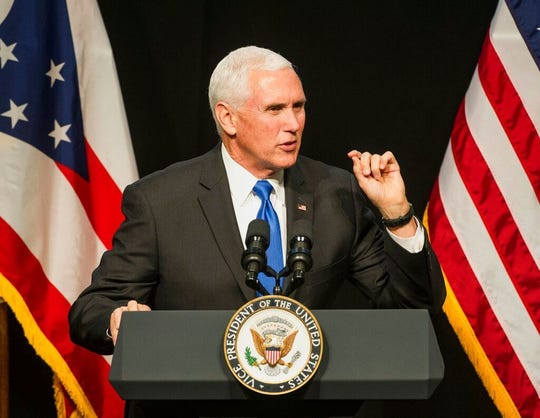 Vice President Mike Pence will visit Lancaster on Tuesday for the groundbreaking of Magna International, local officials say.