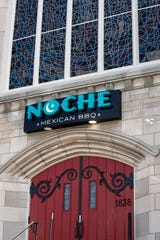 Noche Mexican BBQ will open in August in a church at 1838 Bardstown Road at the corner of Roanoke Avenue. 7/24/19