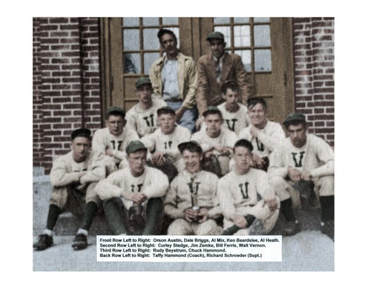 The 1947 Vermontville baseball team is part of the latest class heading into the Greater Lansing Sports Hall of Fame.