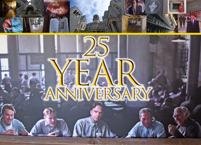 Shawshank Redemption 25th Anniversary