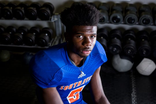 Southaven's Caleb Offord is No. 9 in the Commercial Appeal's 2019 Dandy Dozen, a collection of the top college football prospects in the Mid-South.