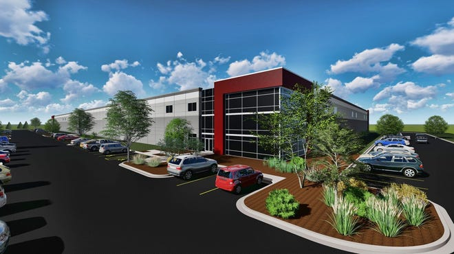 Wangard Partners plans to add 40 acres, allowing another 600,000 square feet for industrial development on the northwest intersection of Highway 164 and Highway K in Sussex.