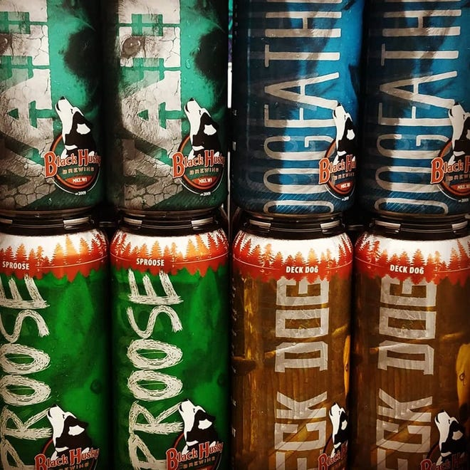 Black Husky Sproose is available in cans now.