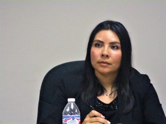 Griselda Aldrete is Mayor Tom Barrett's nominee to be the next executive director of Milwaukee's Fire and Police Commission.