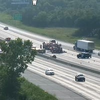 Milwaukee traffic: I-94 reopen in Waukesha at Pewaukee Road for crash