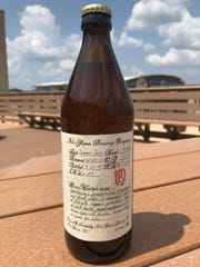 Summer Sour is the first 2019 R&D beer from New Glarus.
