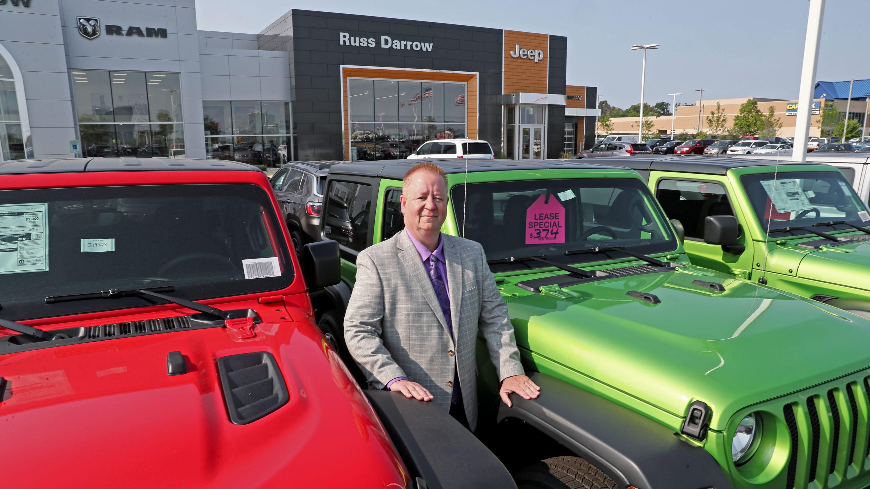 Northwest Auto Mall >> Russ Darrow Moves Chrysler Dealership To Metro Auto Mall