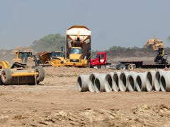 Foxconn awards another $15 million in construction contracts for work in Mount Pleasant