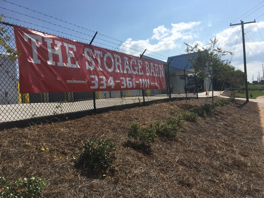 The Storage Barn is a climate-controlled storage facility in Prattville.