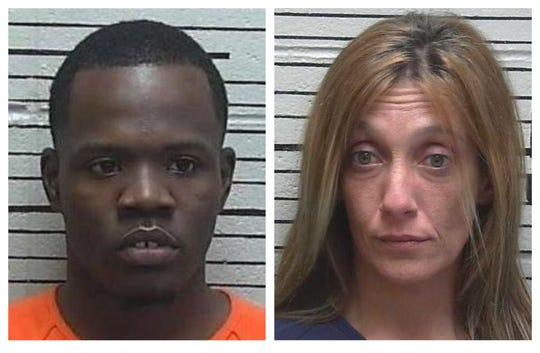 Stanley Moseley and Dena Smith are suspects in a Prattville copper theft.