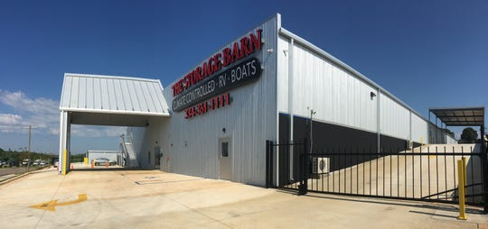 The Storage Barn opened Thursday in Prattville.