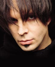 Garth Brooks as the short-lived 'Chris Gaines' in 1999.
