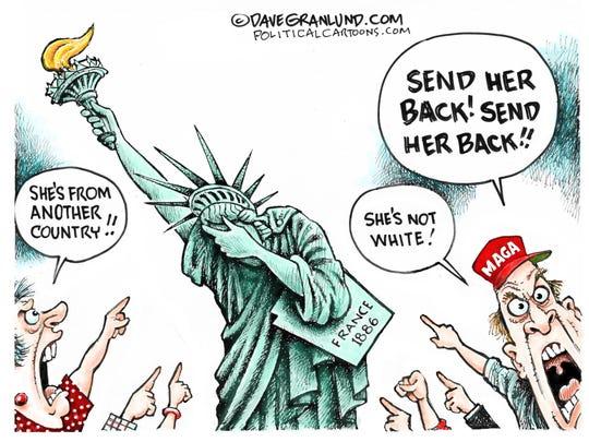 """""""Send her back."""""""