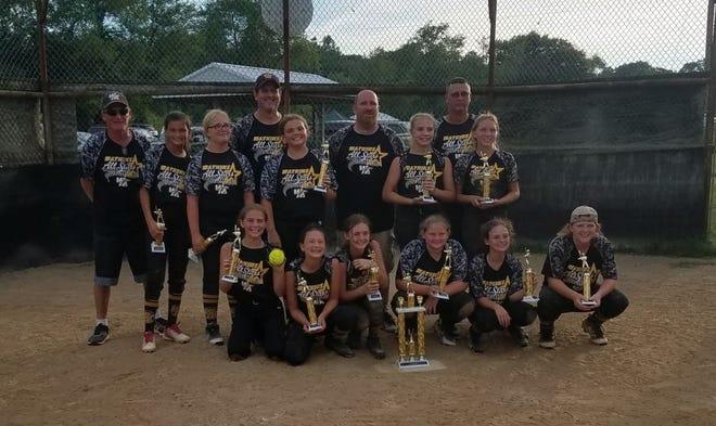 Watkins 12U All-Star team recently won a tournament in Maysville.