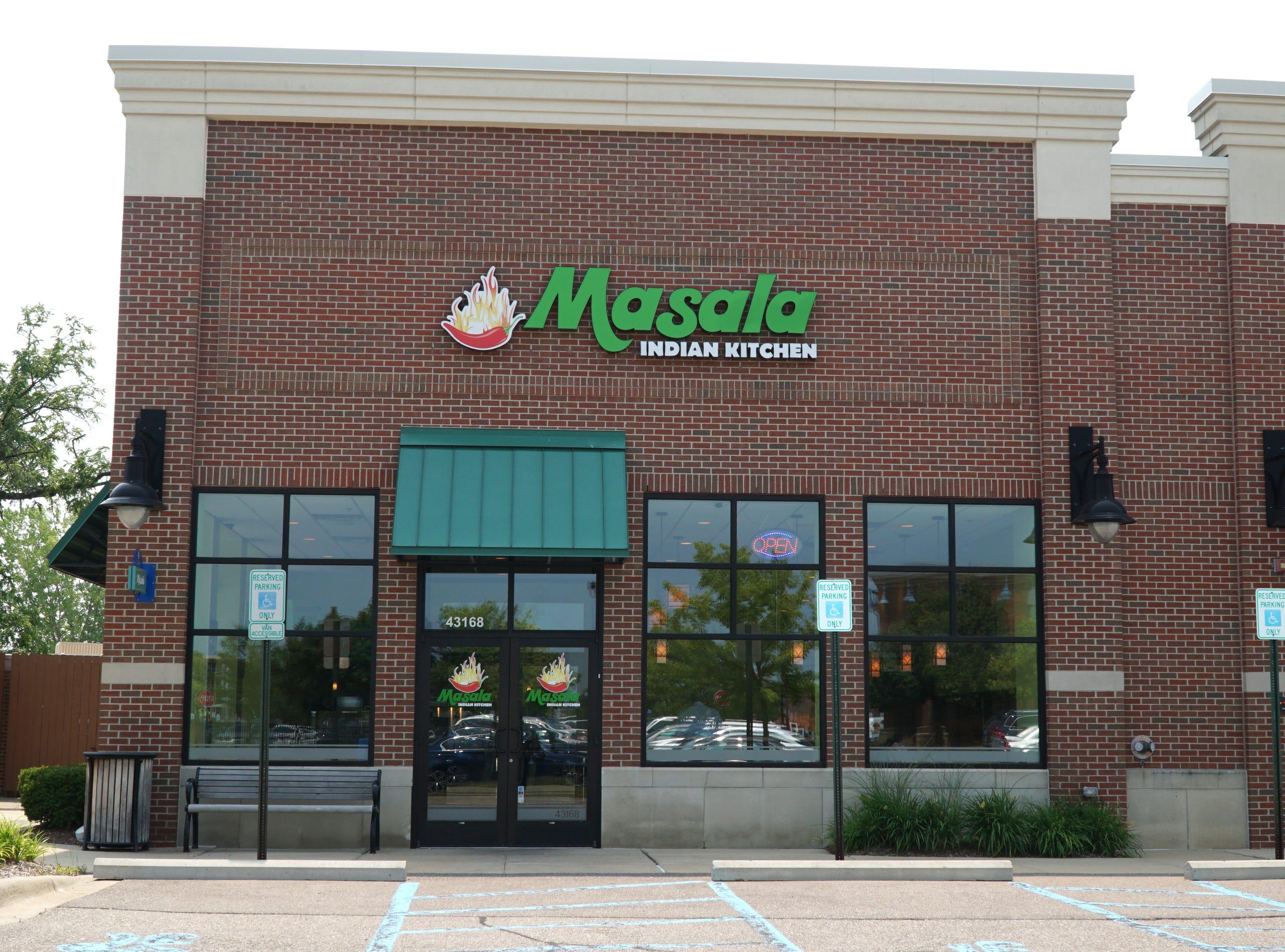 Novi S Masala Indian Kitchen Opens In Novi Town Center