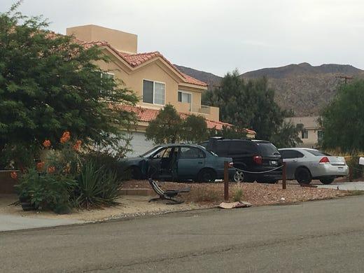 Desert Hot Springs police shooting suspect Dylan Munro