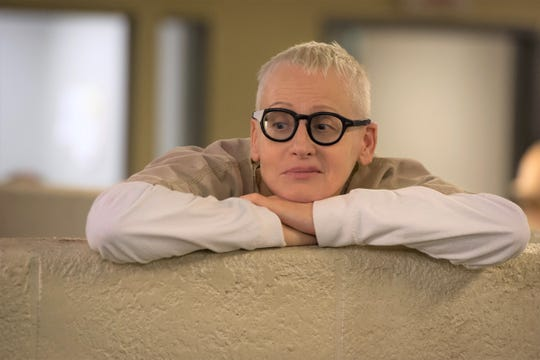 "Lori Petty stars in ""Orange Is the New Black."""
