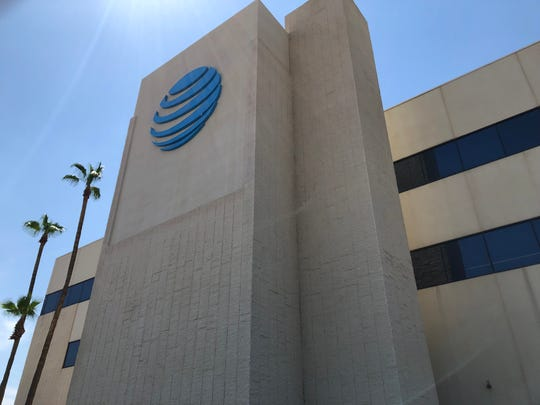AT&T has owned the Mesa campus since 1972, and the building which houses the new call center was first built in 1986.