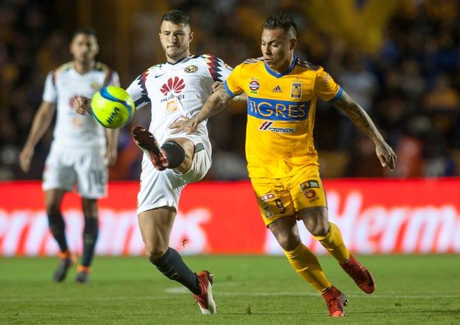 América y Tigres se ha convertido en un clásico en el futbol mexicano.