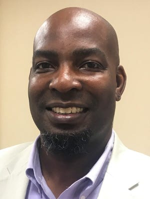 Desoto Dixon is the new principal of Yerington High School.