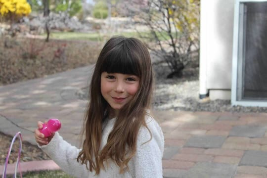 Lizzy Hammond, 9, of Reno was killed when a bounce house at a birthday party was lifted up by wind and hit power lines.