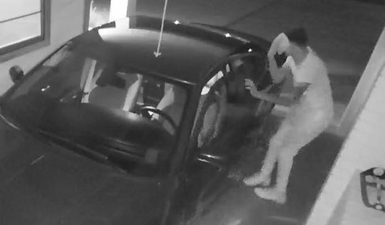 A vehicle was burglarized on July 13 in the 8400 block of Meadow Parkway.