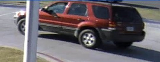 Springfield police sought the public's help locating this vehicle in connection with a July 18 fatal crash in Springfield.